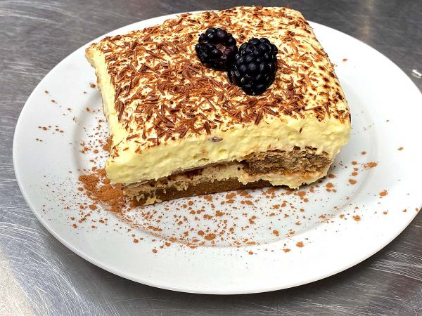 Phoenix Take-out - Dessert - Tiramisu - The Farish House